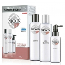 Nioxin Colored Hair Light Thinning Balance Moisture 3