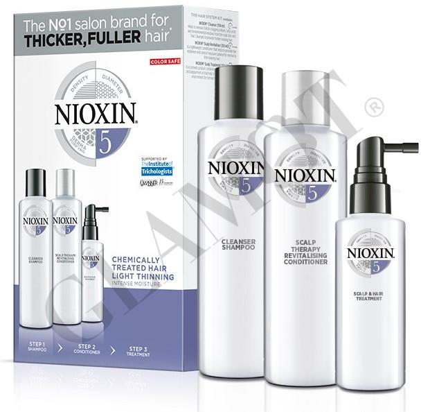Nioxin Chemically Treated Hair Light Thinning 5